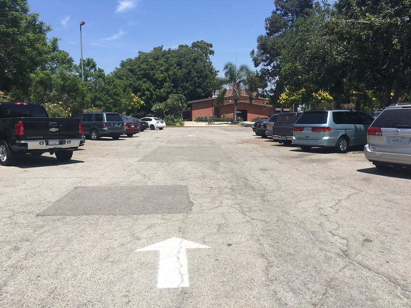 Parking Lot View # 10
