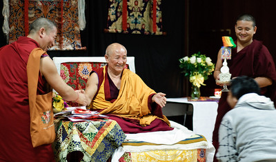 """The meaning of life is 'joy'."" HHDL XXIV (as told to my friend Bill Shier in Houston, TX, circa 1995)."