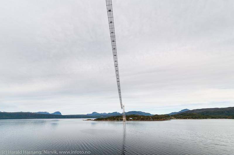Hålogalandsbrua 9. sept 2016
