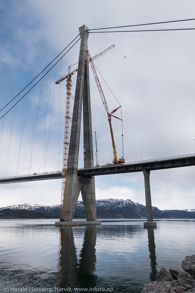 Hålogalandsbrua, 3. mai 2019