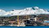 Hålogalandsbrua, Øyjord, 16. mars 2015