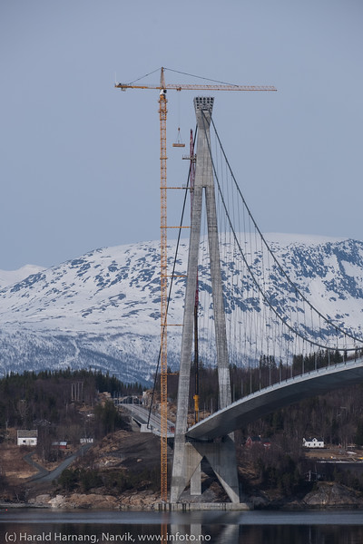 Hålogalandsbru, 24. april 2019