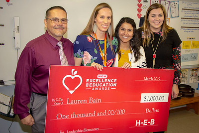 H-E-B Excellence in Education - New Braunfels ISD New