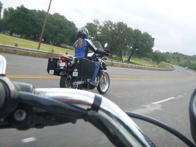 H riding