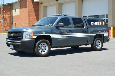 Chief 1 is a 2008 Chevy Silverado.