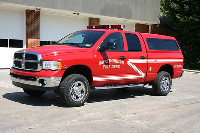 Utility 4 is a 2005 Dodge Ram 2500.