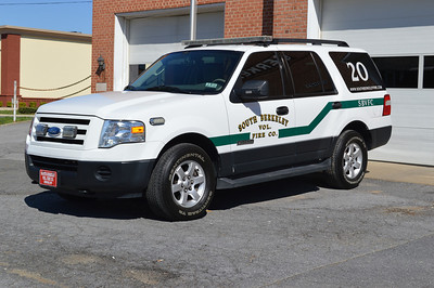 Mobile 20's 2007 Ford Expedition.
