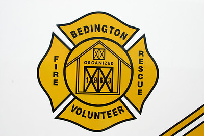 Bedington Fire and Rescue - Berkeley County Station 40.
