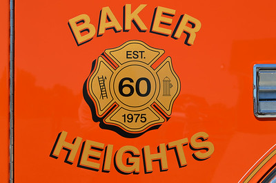 Baker Heights Fire Department - Berkeley County Station 60.