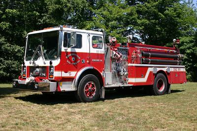 Engine 35 is this nice 1982 Mack MC, 1250/1000, sn- 1067.
