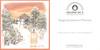 HÉLOÏSE DE V.  Soirée d'Été 2015 France (recto-verso card 10 x 10 cm) 'Voyages parfumés en Provence'