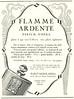 HÉRA Flamme Ardente 1923 France small format 'Parfum d'Héra plaira à qui vous l'offrirez'