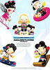 HARAJUKU LOVERS Snow Bunnies Limited Edition Collection  2009 UK