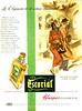 HARPE'S Escorial 1948 Argentina Para Ti 'La elegancia de la octava maravilla'