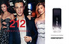 "CAROLINA HERRERA 212 VIP Black 2017 Spain spread (format Icon) 'The new masculine ffragrance'<br /> <br /> MODELS: Taylor Hill, Cameron Dallas & Hailey Baldwin, PHOTO: Mario Testino<br /> <br /> TV COMMERCIAL: <a href=""https://www.youtube.com/watch?v=A8qrwkhuIig"">https://www.youtube.com/watch?v=A8qrwkhuIig</a>"
