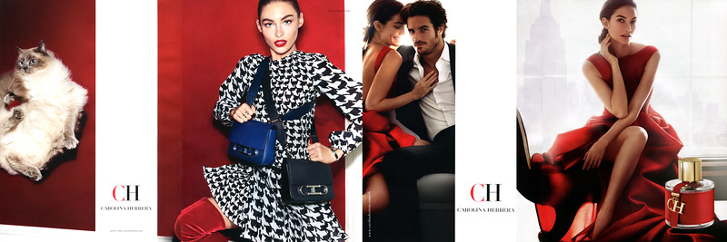 CAROLINA HERRERA CH 2017 Spain 4 pages