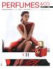 CAROLINA HERRERA CH 2016 Portugal (Perfumes & Co magazine cover)