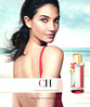 CAROLINA HERRERA CH L'Eau 2017 Spain (format SModa 22,5 x 27,5 cm)  'The new fresh fragrance'