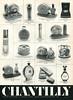 HOUBIGANT Chantilly 1969 US 'Houbigant, perfumes since 1775 - Creators of Chantilly'