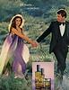 HOUBIGANT Essence Rare 1979 Canada 'Telle femme... Tel parfum'
