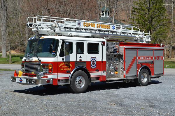 Company 8 - Capon Springs Fire & Rescue