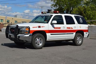 Command 1 is a 2002 GMC Yukon.  ex - Jefferson County, West Virginia ALS 11.