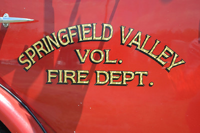 Springfield Valley Fire Department - Hampshire County Station 42.