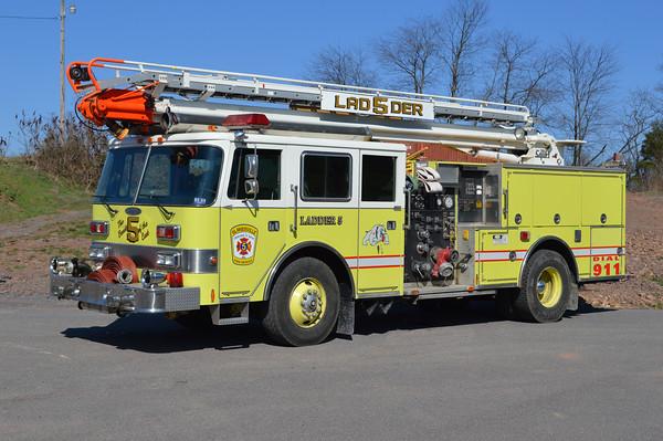 Company 5 - Slanesville Fire Department
