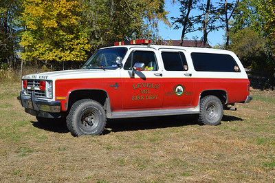 Levels purchased their Special Unit 6 from a department in Pennsylvania.  It is a 1989 Chevrolet Silverado.