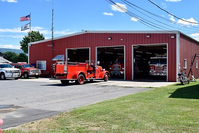 Station 46 in Moorefield, West Virginia - Hardy County.