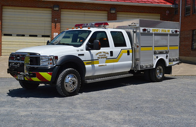 Special Unit 5 from Capon Valley VFC in Wardensville.  It is a 2005 Ford F550/S&S that was purchased from the Hooverson Heights VFD in Follansbee, WV.