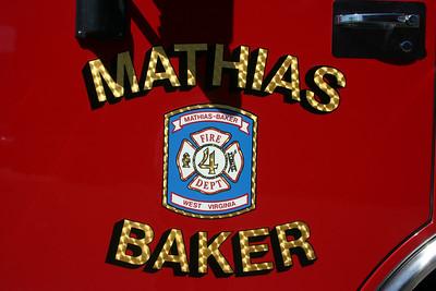 Mathias-Baker, WV in Hardy County.  Station 4.