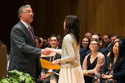 Honors Convocation 2018