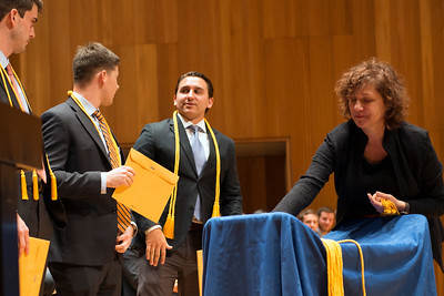 Honors Convocation Ceremony