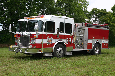 Engine 7 with it's former graphics.