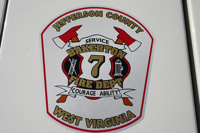 Bakerton Fire Department - Jefferson County Station 7.