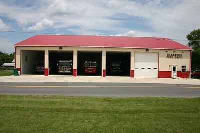 Bakerton, West Virginia Station 7 in Jefferson County.