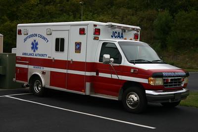 Former Reserve Ambulance 11.