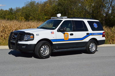 ALS 11 is a 2012 Ford Expedition.