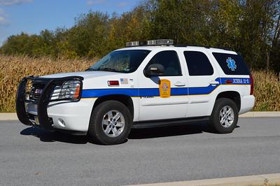 ALS 11-2 is a 2007 GMC Yukon.