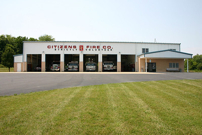 Citizens Fire Company, Charles Town - Jefferson County Station 2.