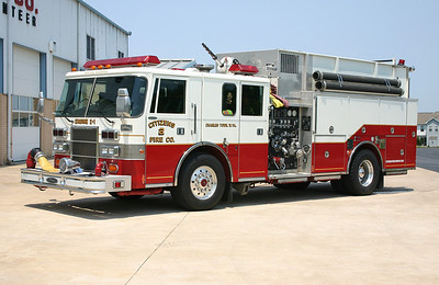 Engine 2-1 is this 1995 Pierce Lance, 1500/1500, sn- E8897.
