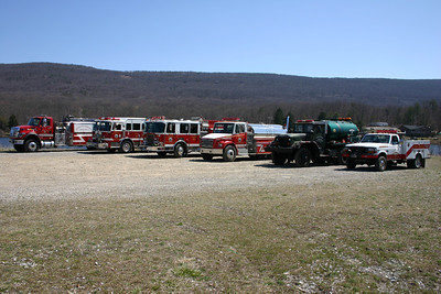 Apparatus line-up in 2013.