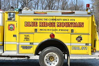 Blue Ridge Mountain, WV - Engine 501.