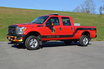 New Creek, WV Utility 38, a 2012 Ford F350