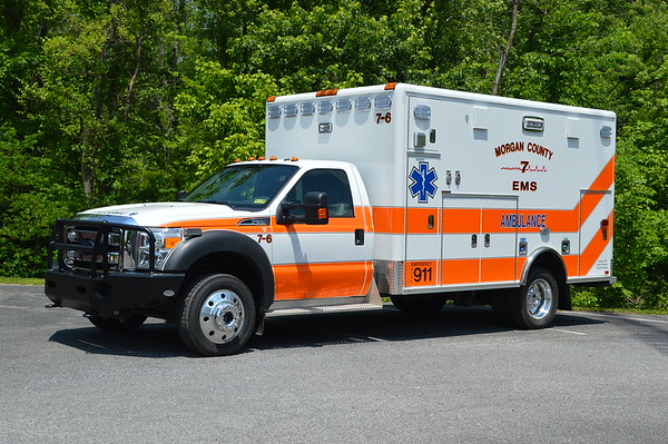Station 7 - Morgan County EMS