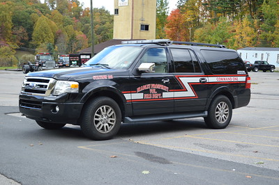 Command 1 is this Ford Explorer.