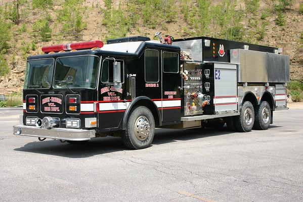 Bradley-Prosperity Fire Department (Raleigh County)
