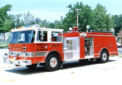Engine 73 was a 1985 Pierce Arrow, 1500/750, sn- 2652.  Sold to Circleville, West Virginia.