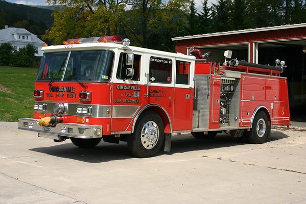 Circleville Fire Department (Pendleton County)